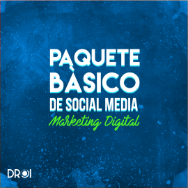 Paquete básico de marketing digital
